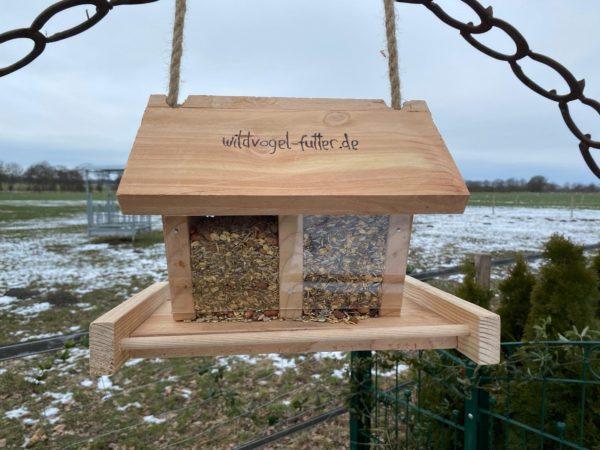 vogelfutterhaus vogelfutterstation