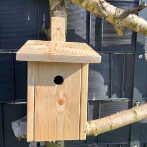 vogelnistkasten natur kaufen